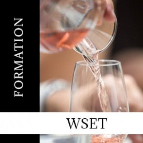 Formation WSET Level 2 in Wines & Spirits : Lundi 9, Mardi 10 et Mercredi 11 Juillet 2018